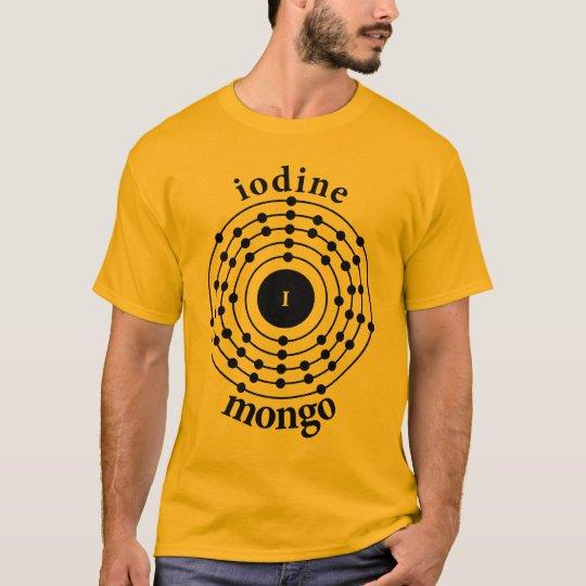 Iodine Mongo T-Shirt