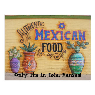 Iola, Kansas Postcard #1