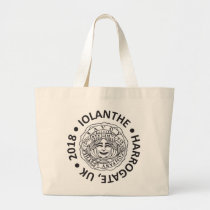 Iolanthe Harrogate Jumbo Shopper Large Tote Bag