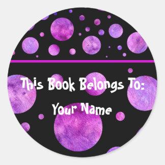 Iolanthe This Book Belongs To Sticker