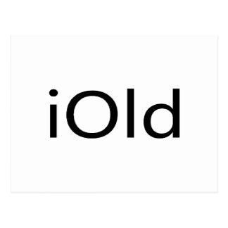 iOld Postcard