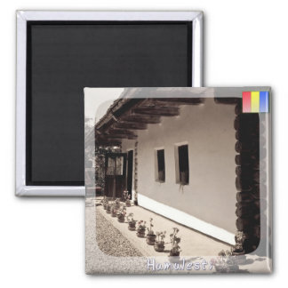 Ion Creanga memorial house 2 Inch Square Magnet