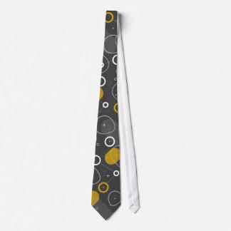 Ion - lazo abstracto moderno retro corbata personalizada