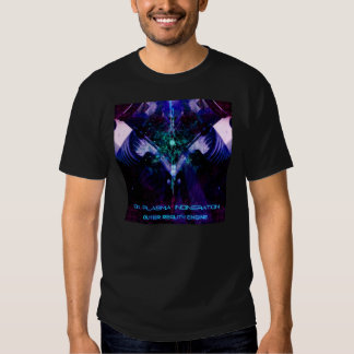 Ion Plasma Incineration - Outer Reality Engine T Shirt