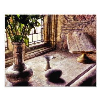 Iona Abbey Print Photographic Print