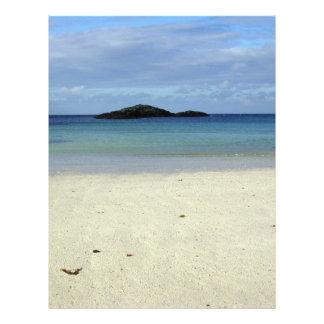 Iona Beach Letterhead
