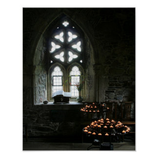 Iona Place of Prayer 11x14 Poster