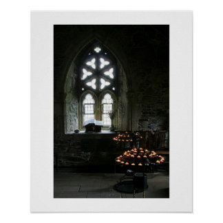 Iona Place of Prayer 16x20 Poster