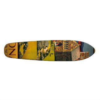 Iona - See this Scotland by MacBrayne's steamers Skateboard
