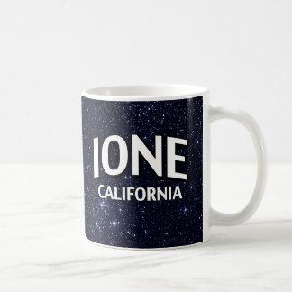 Ione California Coffee Mug
