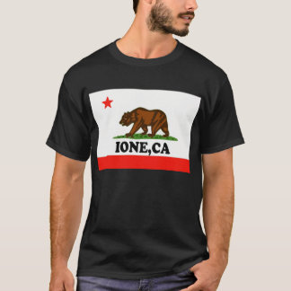 Ione,California -- T-Shirt