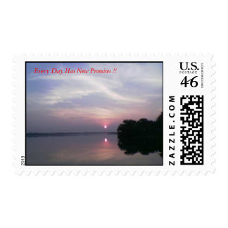 Ione, Every Day Has New Promises !! Stamp