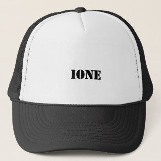 Ione Trucker Hat