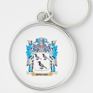 Ionescu Coat of Arms - Family Crest Keychain