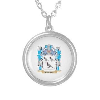 Ionescu Coat of Arms - Family Crest Pendants