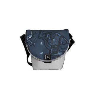 Ionia & Snickerdoodle Mini Messenger Bag