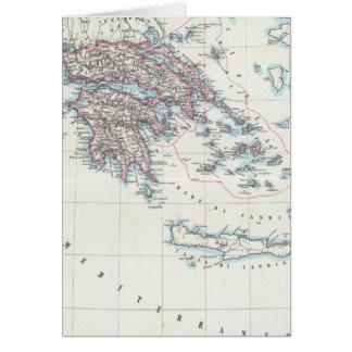 Ionian Islands, Greece Greeting Card