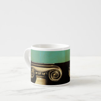 Ionic Capital Espresso Cup