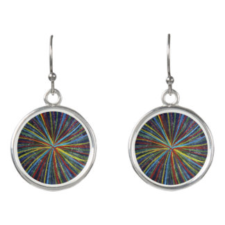 Ionic Explosion Earrings