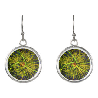Ionic Fireworks Earrings