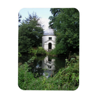 Ionic Temple, Chiswick House, Chiswick, London Magnet