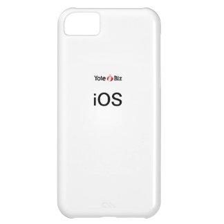 iOS Case For iPhone 5C