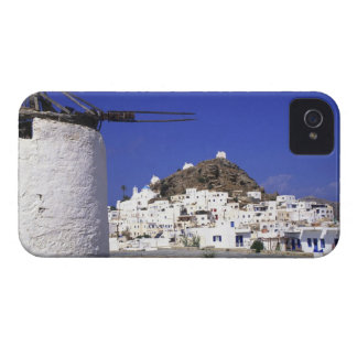 Ios, Greece. The beautful and crisp, white and iPhone 4 Case