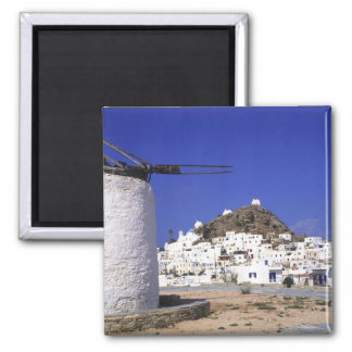 Ios, Greece. The beautful and crisp, white and Magnet