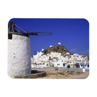 Ios, Greece. The beautful and crisp, white and Flexible Magnets