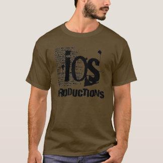 Ios Productions basic logo T-Shirt