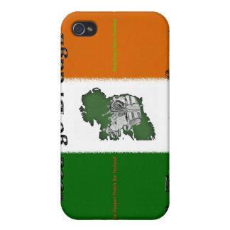 Iosa va caso del iPhone 4 de Braugh iPhone 4 Protector
