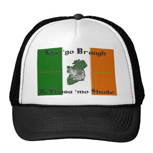 Iosa va el casquillo del camionero de Braugh Gorra