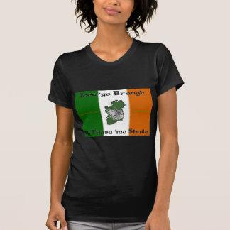 Iosa va negro de la muñeca de Braugh Camiseta