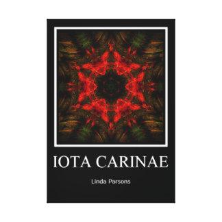 Iota Carinae Impresión En Lienzo Estirada