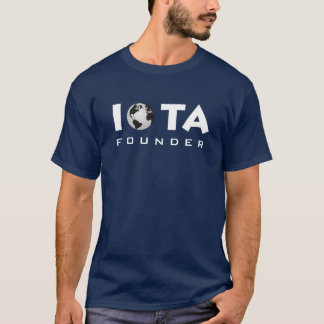 IOTA Founder T-Shirt