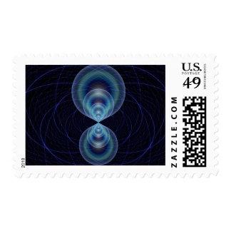 Iota of Water Postage Stamp
