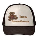 Iota Sweetheart Cap Mesh Hats
