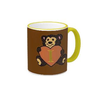 Iota Sweetheart Cup Mugs