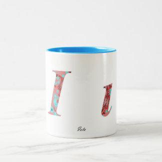 IOTA Two-Tone COFFEE MUG