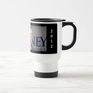 IOWA 2012 Romney Photo Travel MugMug Travel Mug