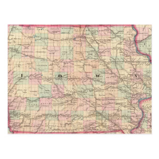 Iowa 3 postales