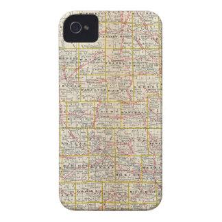 Iowa 6 Case-Mate iPhone 4 carcasas