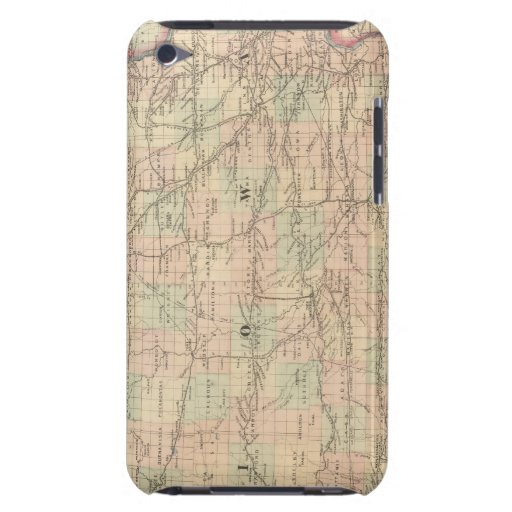 Iowa 6 Case-Mate iPod touch coberturas