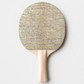 Iowa 6 Ping-Pong paddle