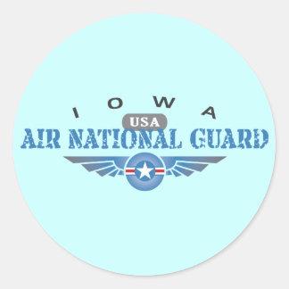 Iowa Air National Guard Sticker
