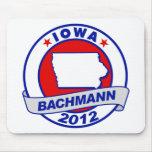 Iowa Bachmann Alfombrillas De Ratón