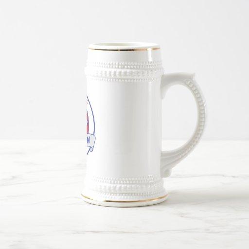 Iowa Bachmann Tazas De Café