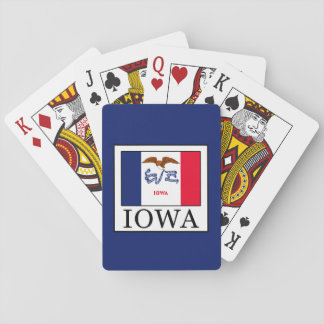 Iowa Baraja De Cartas