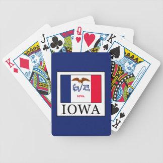 Iowa Barajas De Cartas