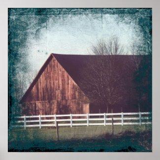 Iowa Barn 8 print